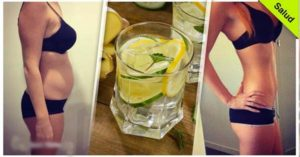 Take this drink home before bedtime and you will have a flat stomach in 1 month