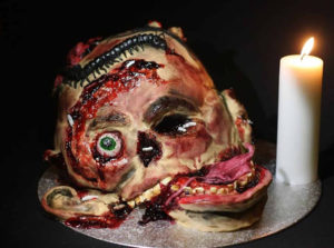 16 terrifying dishes that will make your Halloween party is unique and perfect