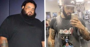 Man Loses 300+ Pounds By Walking To Wall mart For Every Meal