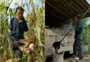 This Farmer Lost Both His Arms in an Accident But Found Incredible Ways to Feed His 91-year-old Mom!