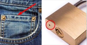 Here Are 10 Parts Of Everyday Objects You Never Knew Had A Purpose