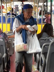 This 85-year-old Man Sells Snacks in PUVs for a Living—and a Passenger Does THIS to Him!