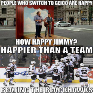 People who awitch to geico are happy..!!!