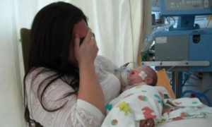 She Breastfed Her Baby for Hours Every day But She Never Knew He Was Already Starving to Death!