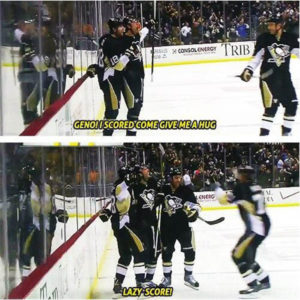 Goodbye, James Neal, and good luck. Thanks for the fun.