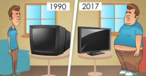 11 photos showing the evolution of technology
