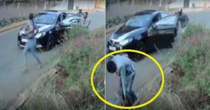 Female Medical Student Risks Her Life in Protecting Her Thesis against a Group of Armed Robbers