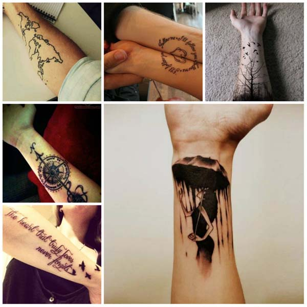 Ideas de tatuaje creativo