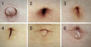What The Shape Of Your Belly Button Says About Your Health