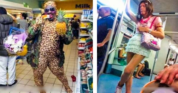 21 Gods of Street Fashion That Can Make Any Day Brighter so funny
