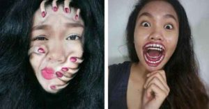 Young Filipina Makeup Artist Can Literally Transform Herself into Anything with Her Skills