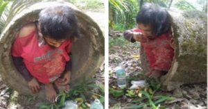 Netizen Seeks Help Online for Homeless Man Living Inside an Abandoned Culvert Pipe