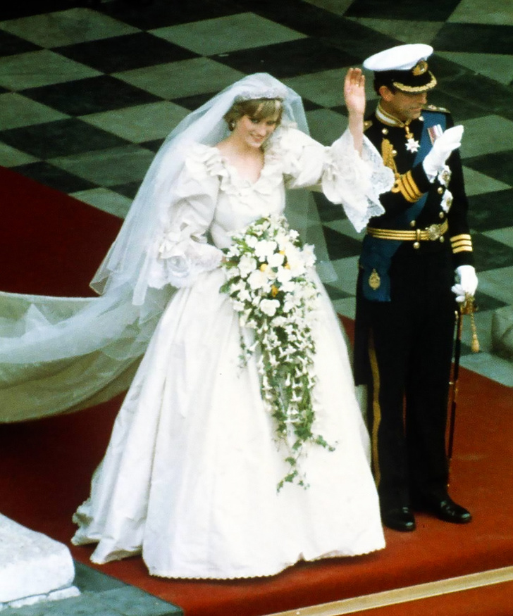 The Best Diana Spencer Casamento