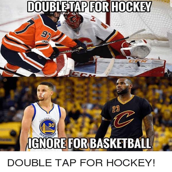 doubletap for hockey onhlchirps gnore-for-basketball double