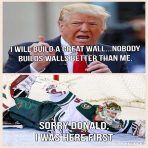 sorry donald i was here first